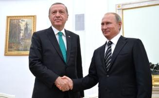 Putin acuza Turcia ca face trafic de petrol cu Statul Islamic. Erdogan: Dovedeste si imi dau demisia!