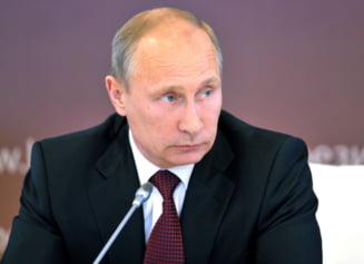 Putin acuza ca in noua putere de la Kiev sunt infiltrati fascisti