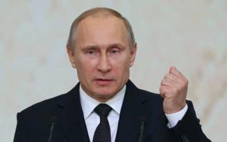 Putin acuza din nou Occidentul pentru criza din Ucraina: A vrut sa smulga tari din fosta URSS