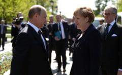 Putin apara pactul lui Stalin cu Hitler, Merkel are o reactie categorica