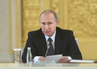 Putin arunca mingea in terenul Occidentului: Ce a transmis liderul de la Kremlin