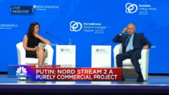 """Putin atacă America, avertizând că face o mare greșeală: Statele Unite """"ucid"""" dolarul, tăindu-și singure craca de sub picioare VIDEO"""