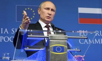 Putin avertizeaza UE sa nu intervina in Ucraina: N-ar fi fost bine ca Rusia sa actioneze in Grecia
