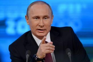 Putin avertizeaza liderii UE si SUA: Sanctiunile va vor face multe probleme