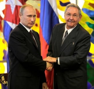 Putin cauta in America Latina aliati impotriva SUA: Cuba, prima oprire