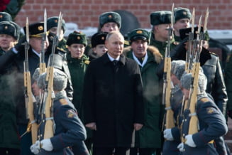 """Putin compara eficienta vaccinurilor rusesti cu cea a armelor Kalsnikov: """"Nu am spus-o eu, a spus-o un expert european, dar cu siguranta are dreptate"""""""