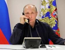 Putin condamna atacul din Siria si cere reunirea de urgenta a Consiliului de Securitate al ONU