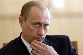 Putin face bancuri cu spioni, pentru a critica birocratia din Rusia