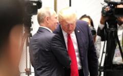Putin i-a multumit telefonic lui Trump pentru informatii care au ajutat la prevenirea unor acte de terorism in Rusia