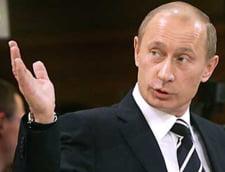Putin i-a spus lui Iuscenko sa aiba grija de cravata la intalnirea cu Saakasvili