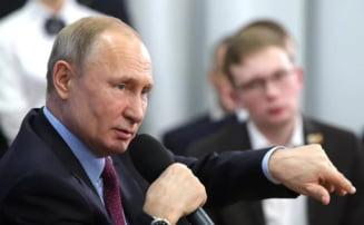 """Putin i-a transmis lui Macron ca orice amestec in afacerile interne din Belarus este """"inacceptabil"""""""