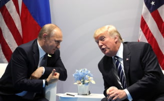 Putin il lauda pe Trump: Este un politician competent si foarte eficient