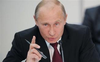 Putin ironizeaza SUA: Sa arate dovezi ca Rusia e implicata in criza din Ucraina!