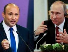 Putin isi arata muschii in Orientul Mijlociu. Noul lider al Israelului, pozitie surprinzatoare fata de presedintele Rusiei