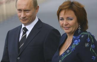Putin isi insela si batea sotia - raport al serviciilor secrete germane