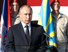 Putin isi retrage armata din Siria, dar va mentine in permanenta militari in doua baze