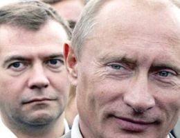 Putin l-a prezentat pe Dmitri Medvedev omologilor din CSI