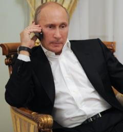 Putin l-a sunat pe Macron: Ce au stabilit despre relatiile dintre Rusia si Franta