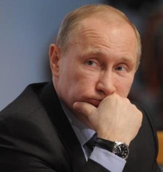 Putin muta din nou defensiv: Gestul care arata problemele cu care se confrunta Rusia