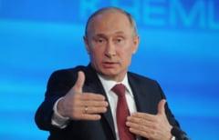 """Putin nu intelege scopul sanctiunilor americane la adresa Rusiei: """"Statele Unite vor sa ne limiteze dezvoltarea"""""""