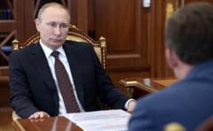 Putin ordona importante exercitii militare: Flota rusa e in stare de alerta maxima