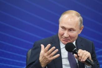 Putin promite ajutor financiar Republicii Moldova pentru restaurarea Muzeului Puskin