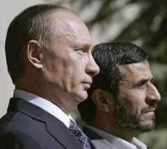 Putin promite iranienilor finalizarea unei centralei nucleare