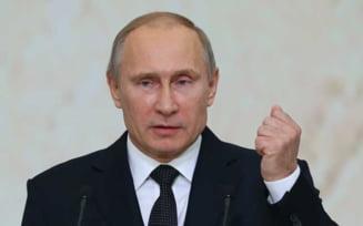 Putin reactioneaza agresiv, dupa ce Ucraina a facut un pas mai aproape de UE