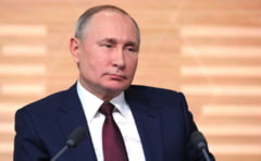 Putin relanseaza speculatii cu privire la plecarea sa de la Kremlin