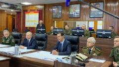Putin s-a intalnit cu Bashar al-Assad in cadrul unei vizite surpriza in Siria