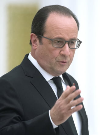 Putin s-a intalnit cu Hollande si Merkel, dar nu s-au inteles: In Alep au loc crime de razboi!