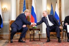 Putin s-ar putea intalni cu Trump de trei ori pana la sfarsitul anului