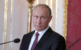 """Putin se declara pregatit pentru o intalnire cu Trump si-i acuza pe ceilalti lideri G7 de """"barfe imaginare"""""""
