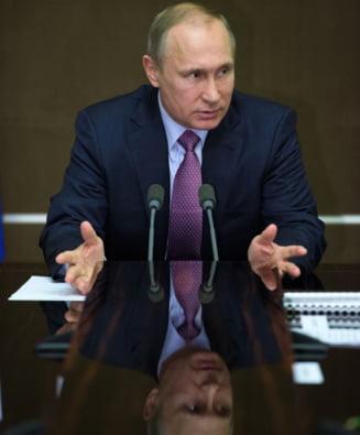 Putin se implica in scandalul de dopaj care a lovit sportul din Rusia