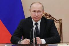 Putin se pregateste, sub focul criticilor occidentale, sa triumfe la urne