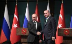 Putin si Erdogan, impotriva lui Trump: Decizia privind Ierusalimul afecteaza situatia in regiune