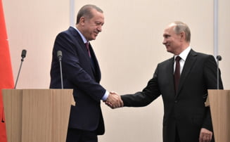 Putin si Erdogan sunt iar prieteni: Cum arata aceasta relatie in cifre