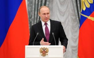 Putin si Panama Papers: De ce puterea inseamna mai mult decat banii