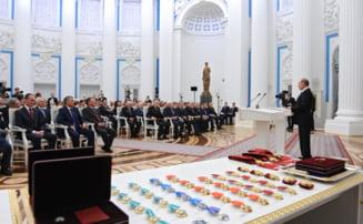 "Putin si Trump se elogiaza reciproc: ""Barbatul respectat"" si ""liderul absolut"""