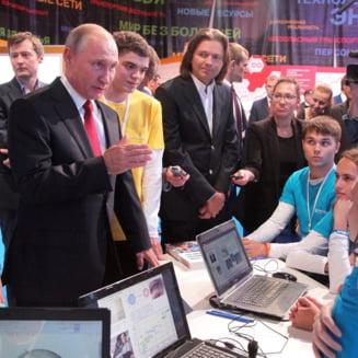 Putin si razboiul hibrid. Un cont de Twitter creat de Kremlin, actor principal pro Brexit