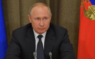Putin sustine ca Rusia vrea sa ''restabileasca relatii complete'' cu SUA