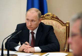 Putin sustine ca peste 300 de spioni straini au fost demascati anul trecut in Rusia