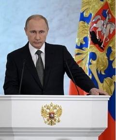 Putin vrea sa faca iar afaceri cu UE, Germania pare sa cedeze tentatiei