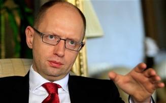 Putin vrea sa inghete Ucraina - oficial de la Kiev