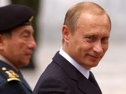 Putin vrea sa-si dizolve partidul, dupa alegerile prezidentiale
