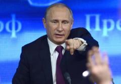 Putin vrea sa zgaltaie Europa din temelii si nu se limiteaza la Grecia