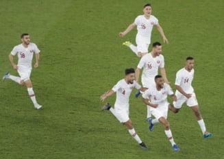 Qatarul a reusit surpriza la Cupa Asiei