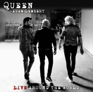 Queen, pentru prima data in 25 de ani in fruntea topului britanic al albumelor