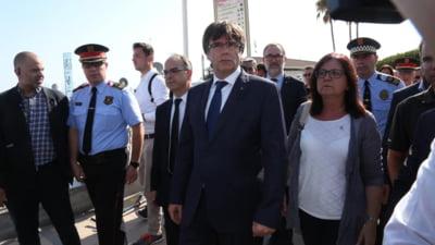 Răsturnare de situație în cazul liderului separatist catalan arestat în Italia: Carles Puigdemont a fost eliberat din închisoare