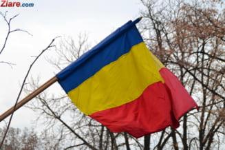 R.Moldova: Amenda pentru arborarea steagului Romaniei